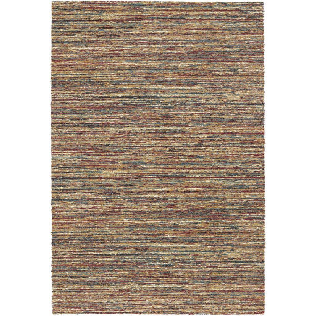 Novel Webteppich , Mehrfarbig , Textil , Abstraktes , rechteckig , 120 cm , Oeko-Tex® Standard 100 , für Fußbodenheizung geeignet, in verschiedenen Größen erhältlich , Teppiche & Böden, Teppiche, Moderne Teppiche