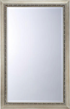 SPEGEL - silver, Lifestyle, glas/träbaserade material (70/110/3,20cm) - Landscape