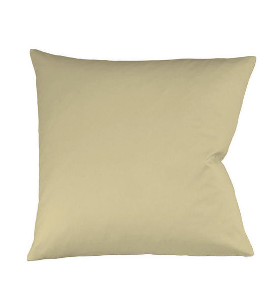 KISSENHÜLLE Beige 80/80 cm - Beige, Basics, Textil (80/80cm) - Fleuresse