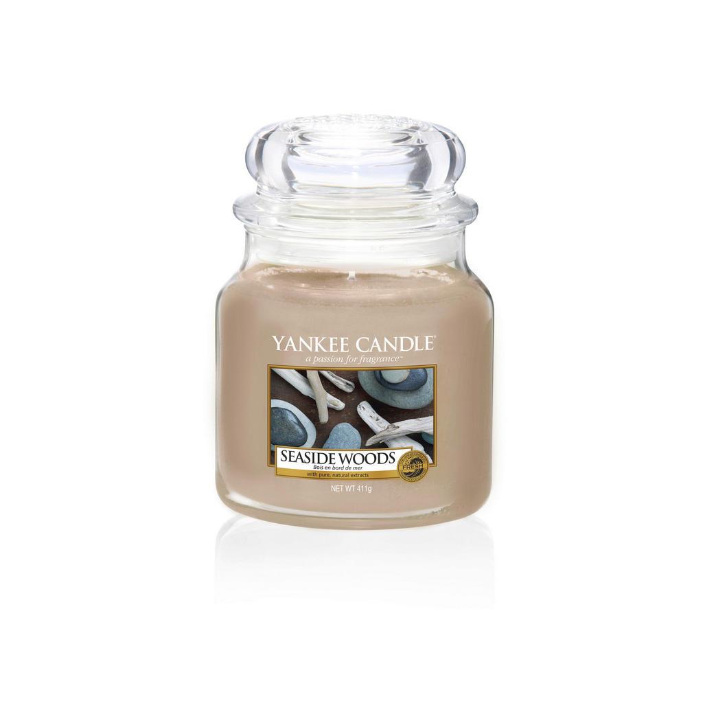 Yankee Candle Duftkerze yankee candle seaside woods