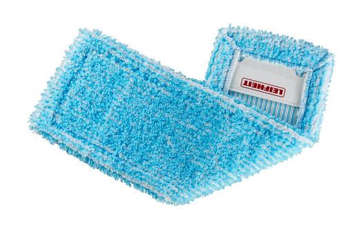 WISCHBEZUG - Türkis, Basics, Textil (16/3,5/27cm) - Leifheit