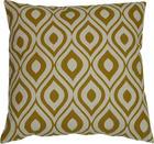 ZIERKISSEN - Beige/Gelb, Design, Textil (48/48cm)