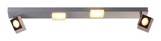 LED-DECKENLEUCHTE - Design, Metall (73/8/12cm)