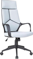 SNURRSTOL - ljusgrå/svart, Design, metall/textil (63/114-124/63cm) - CARRYHOME