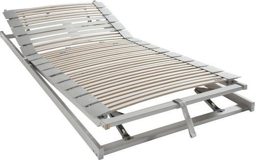 LATTENROST 90/200 cm - Weiß, Basics, Holz (90/200cm) - Sembella