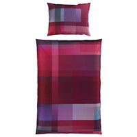 BETTWÄSCHE 140/200 cm - Beere/Violett, Design, Textil/Weitere Naturmaterialien (140/200cm) - Joop!