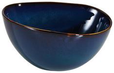 MÜSLISCHALE - Blau, Trend, Keramik (14,5/12/6,8cm) - Landscape