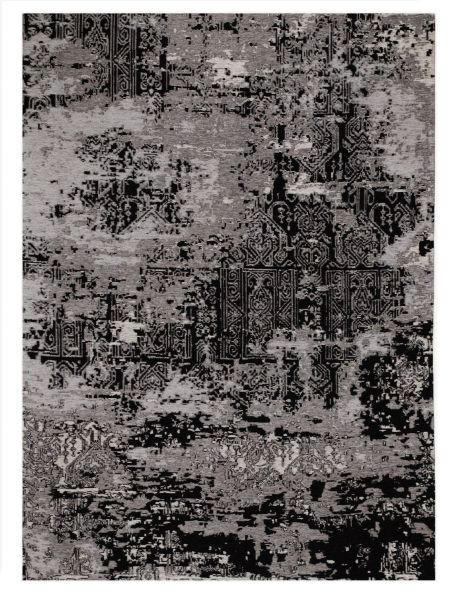 FLACHWEBETEPPICH  90/160 cm  Grau - Grau, Basics, Textil (90/160cm) - Novel