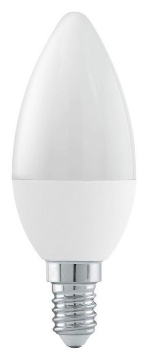 LED - vit, Basics, glas (10cm)