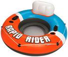 SCHWIMMRING RAPID RIDER TUBE - Multicolor, Basics, Kunststoff (135cm) - Bestway