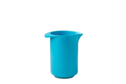 RÜHRSCHÜSSEL - Blau, Design, Kunststoff (14/10,5/16cm) - Mepal Rosti