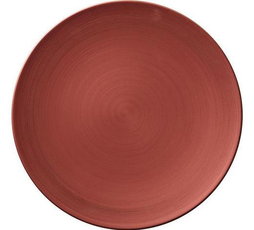 GOURMETTELLER 32 cm - Orange, LIFESTYLE, Keramik (32cm) - Villeroy & Boch