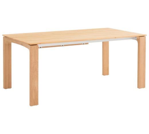 ESSTISCH in Holz 180/100/77 cm - Eichefarben, Design, Holz (180/100/77cm) - Valnatura