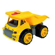 Big Power Worker Maxi Truck BIG - Gelb/Schwarz, Basics, Kunststoff (46/32/30cm) - BIG