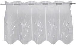 KURZGARDINE 60 cm  - Weiß, LIFESTYLE (60cm) - Esposa