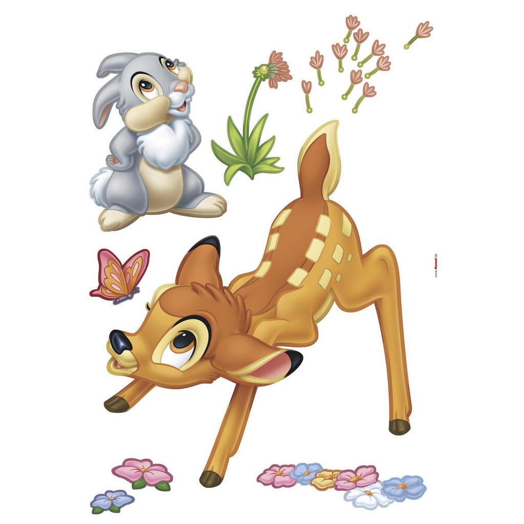 Dekoaufkleber 'Walt Disney Bambi'