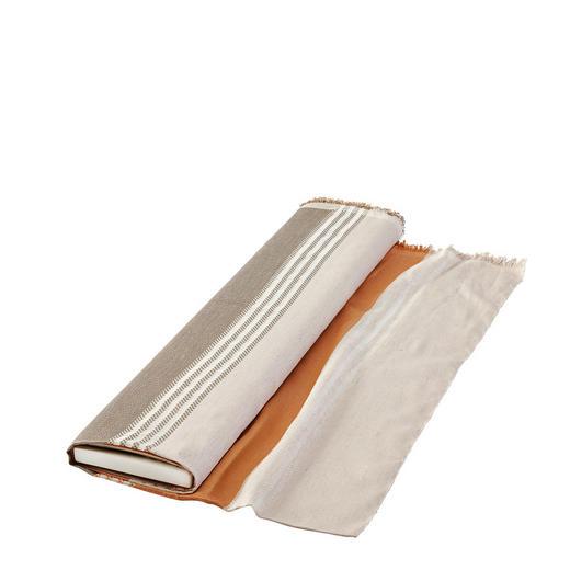 DEKOSTOFF Textil Kupferfarben - Kupferfarben, MODERN, Textil (145cm) - ESPOSA