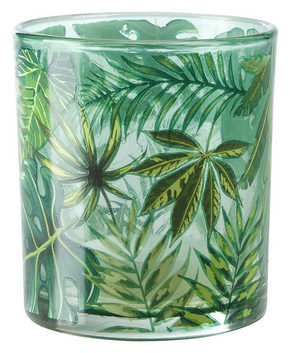 VÄRMELJUSGLAS - grön, Lifestyle, glas (7/8cm) - Ambia Home
