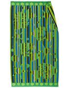 STRANDTUCH 90/165 cm - Grün, KONVENTIONELL, Textil (90/165cm) - Esposa