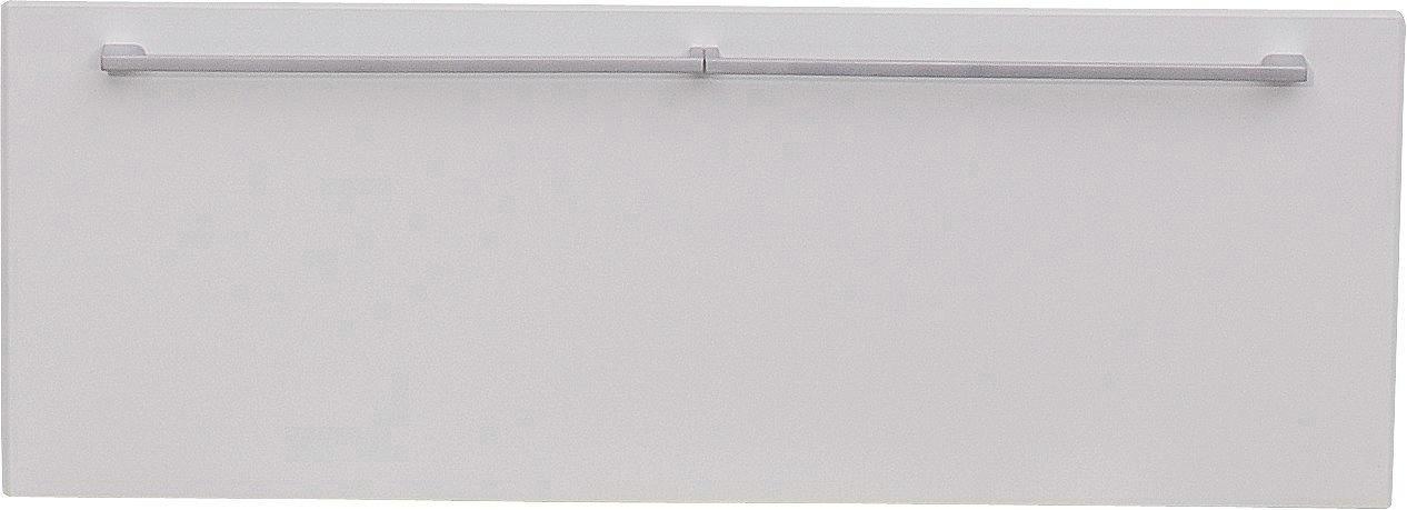 KLAPPE 86/32/1,5 cm Weiß - Weiß, Design (86/32/1,5cm) - CS SCHMAL