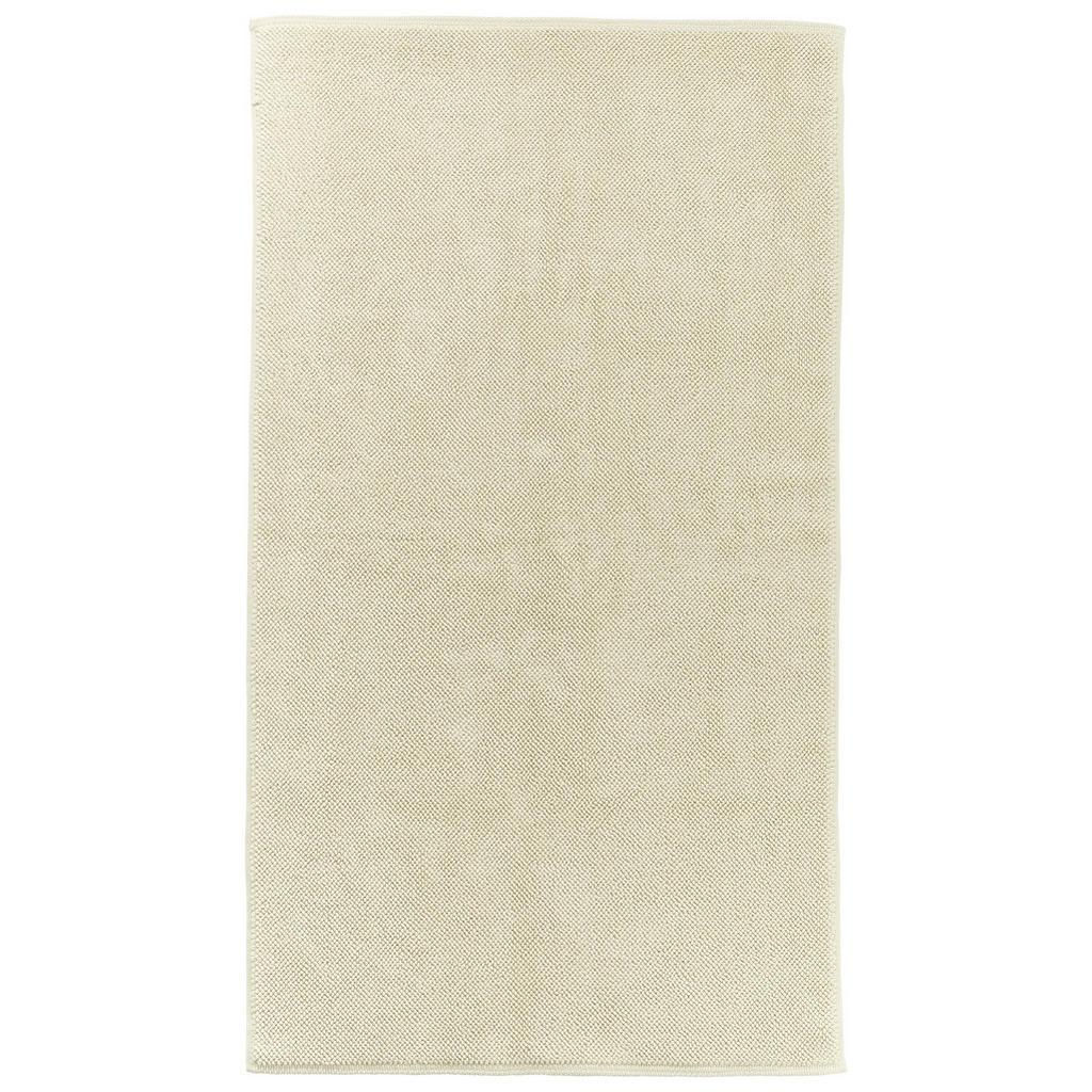 Bio:Vio BADEMATTE Weiß 70/120 cm
