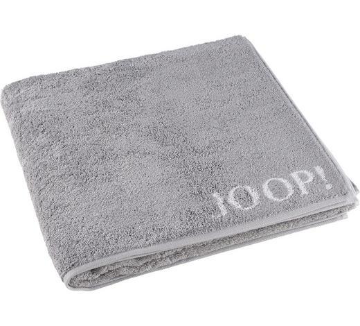 DUSCHTUCH 80/150 cm - Hellgrau, Design, Textil (80/150cm) - Joop!