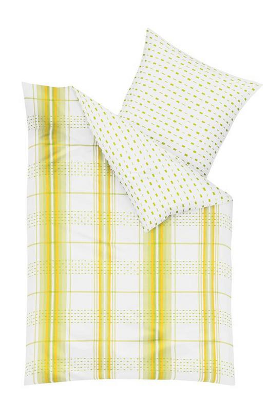 BETTWÄSCHE STATEMENT 140/200 cm - Grün, KONVENTIONELL, Textil (140/200cm) - KAEPPEL