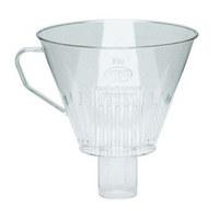 KAFFEEFILTERHALTER - Klar, Basics, Kunststoff (14cm) - Alfi