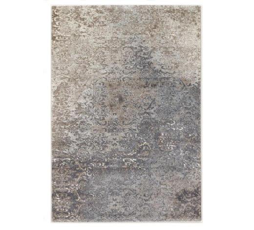 VINTAGE-TEPPICH  65/130 cm  Türkis   - Türkis, Basics, Textil (65/130cm) - Novel