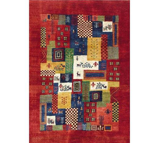 Orientální koberec, 150X200 CM, 150/200 cm, červená - červená, Lifestyle, textil (150/200cm) - Esposa