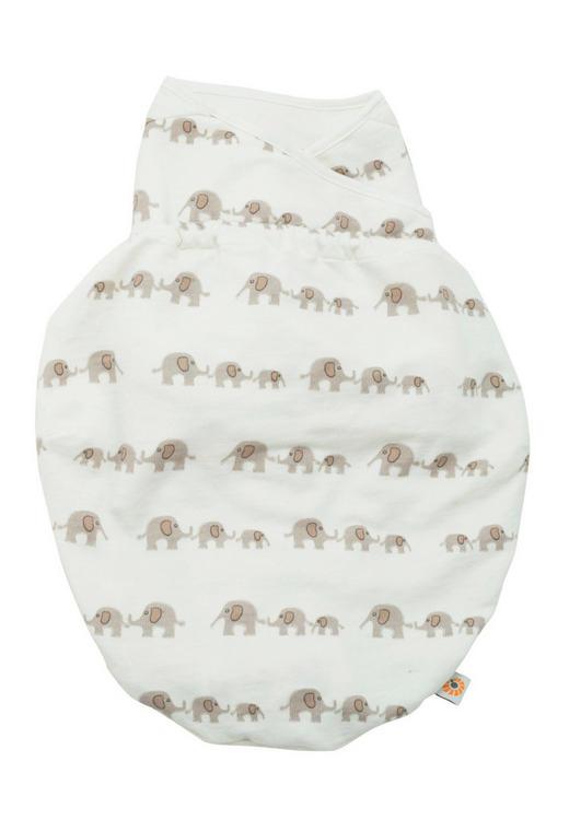 Puck-Mich-Sack - Naturfarben, Basics, Textil (13,5/5,5/24cm) - Ergo Baby