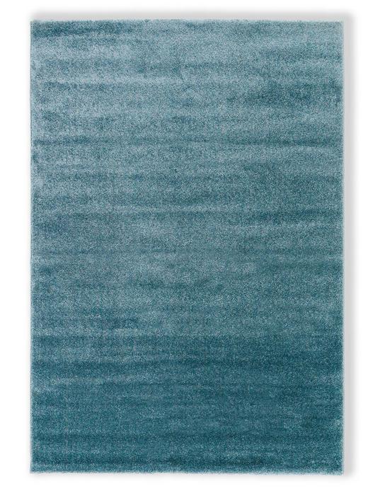 WEBTEPPICH  133/190 cm  Türkis - Türkis, Basics, Textil (133/190cm)