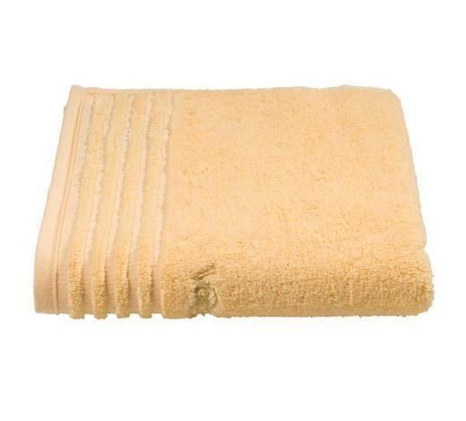 HANDTUCH 50/100 cm  - Gelb, Basics, Textil (50/100cm) - Vossen