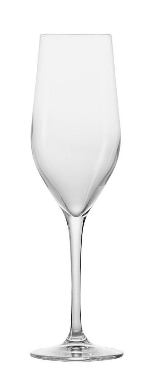 SEKTGLAS - Klar, Basics, Glas (0.26l) - NOVEL