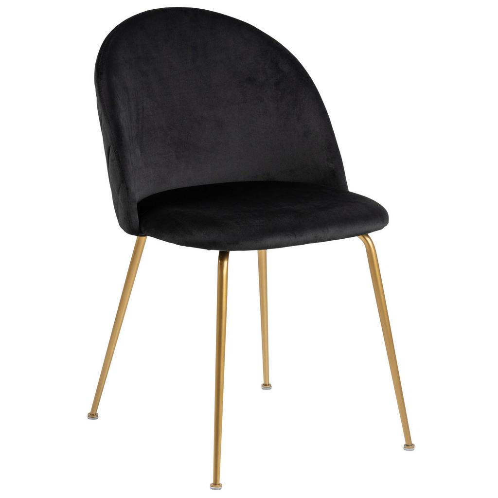 Livetastic Stuhl schwarz