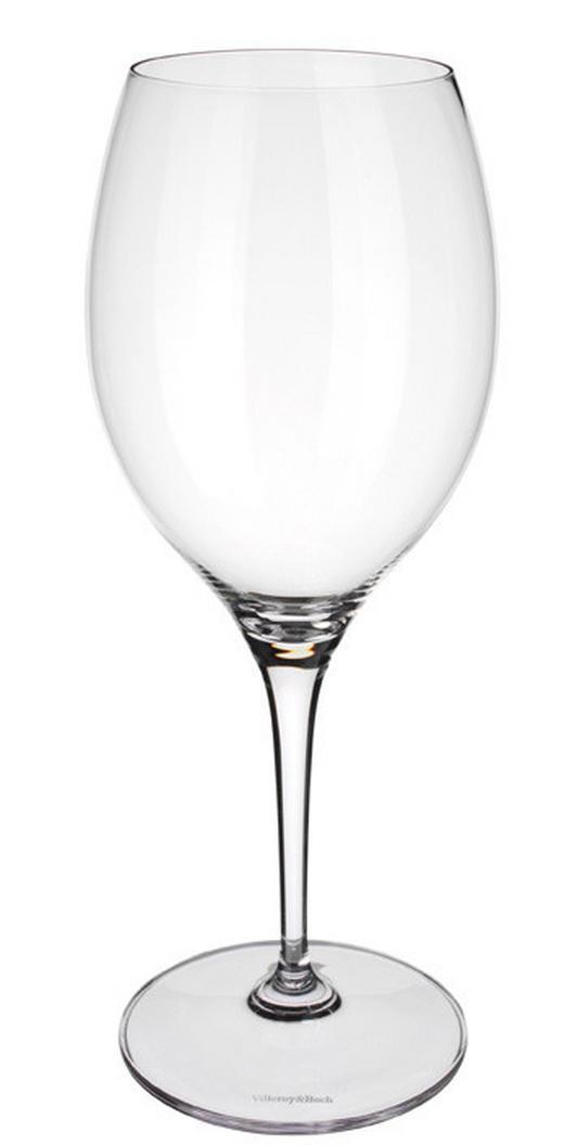 BORDEAUXGLAS - Klar, Basics, Glas (25,2cm) - VILLEROY & BOCH