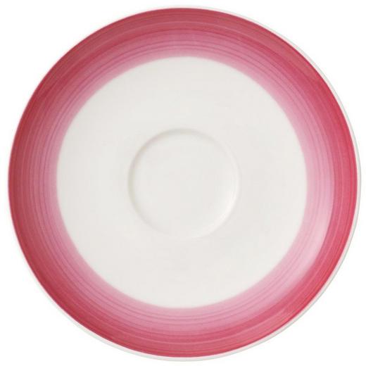 UNTERTASSE - Creme/Rosa, KONVENTIONELL, Keramik (14cm) - Villeroy & Boch