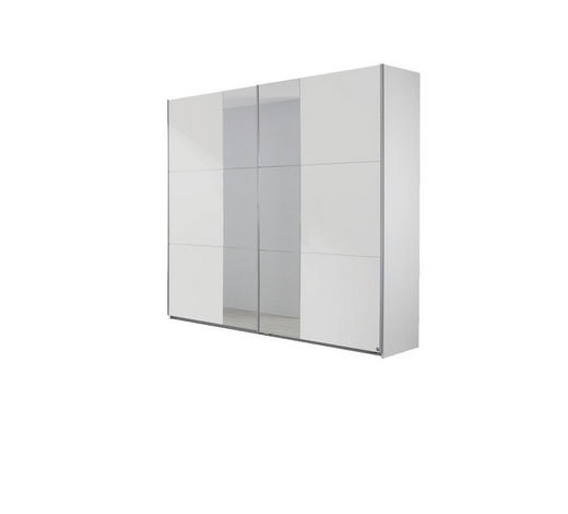 ORMAR - bijela, Design, drvni materijal (218/210/59cm) - Boxxx