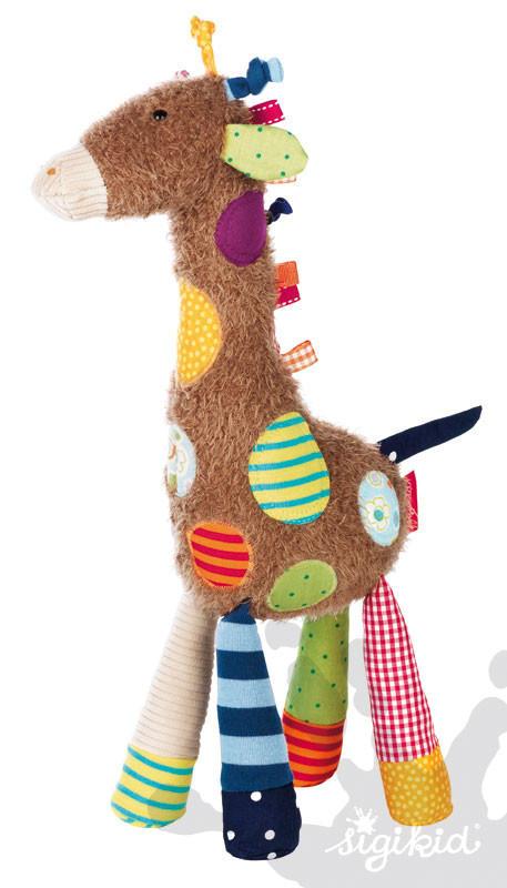 PLÜSCHFIGUR - Multicolor, Basics, Textil (36cm) - Sigikid
