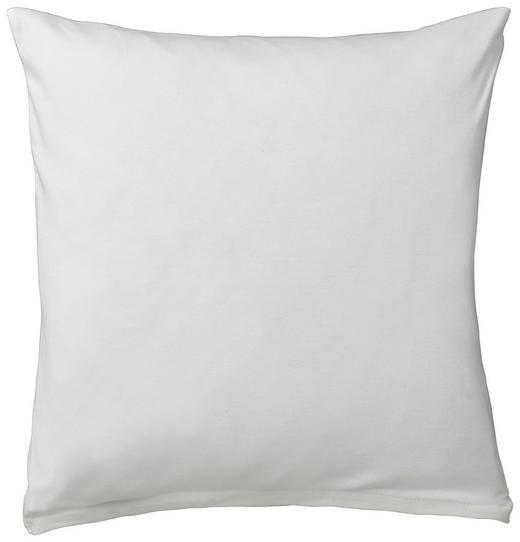 KISSENHÜLLE Weiß 40/40 cm - Weiß, Basics, Textil (40/40cm) - Schlafgut