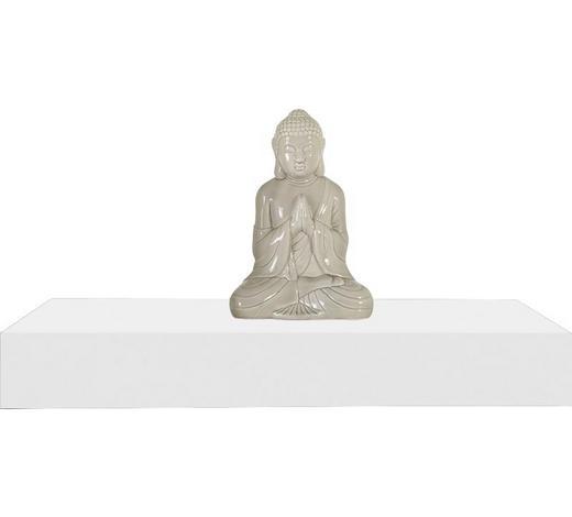 WANDBOARD furniert Weiß  - Weiß, Design, Holz (40/25cm)