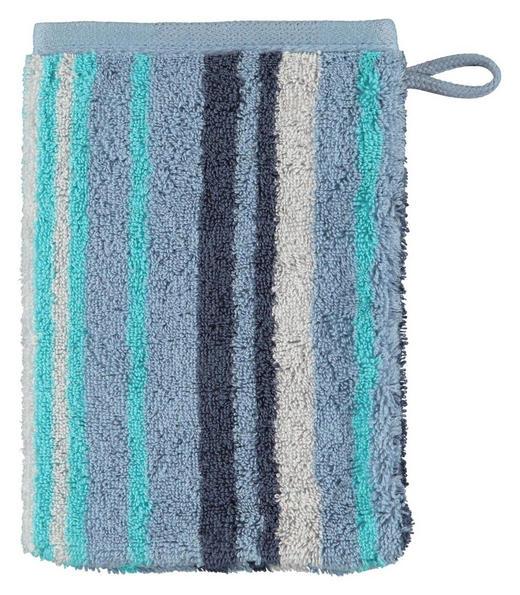 WASCHHANDSCHUH - Türkis, Design, Textil (16/22cm) - Cawoe