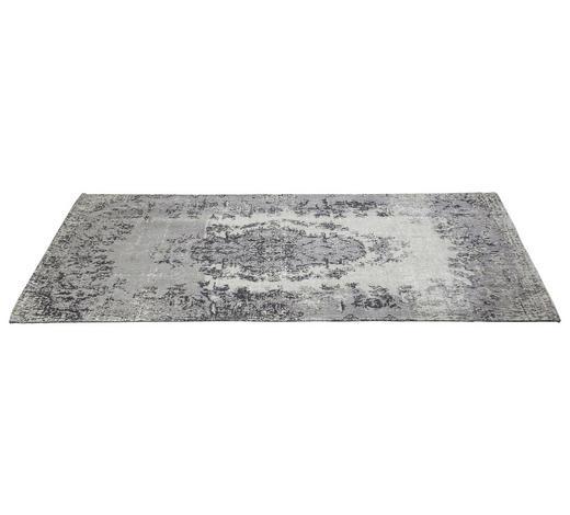 WEBTEPPICH  240/170 cm  Grau, Dunkelgrau   - Dunkelgrau/Grau, Design, Textil (240/170cm) - Kare-Design
