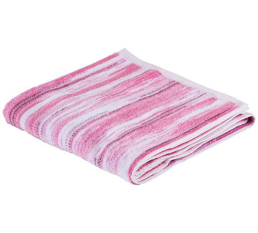 DUSCHTUCH 70/140 cm - Hellrosa, Basics, Textil (70/140cm) - Esposa