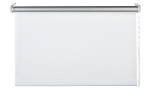 ROLLO  blickdicht   90/210 cm - Weiß, Design, Kunststoff (90/210cm) - HOMEWARE
