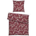 BETTWÄSCHE Flanell Pink 135/200 cm  - Pink, KONVENTIONELL, Textil (135/200cm) - Esposa