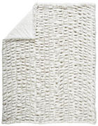 FELLDECKE 150/200 cm Silberfarben  - Silberfarben, Basics, Textil (150/200cm) - Novel