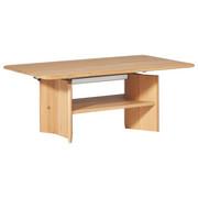 COUCHTISCH in Holz 120/70/49,5-68,5 cm - Eichefarben, Design, Holz (120/70/49,5-68,5cm) - Escando Natürlich Wo
