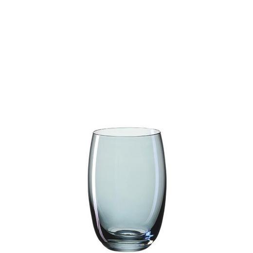LONGDRINKGLAS 460 - Blau, LIFESTYLE, Glas (0,46l) - Leonardo