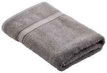 DUSCHTUCH 70/140 cm  - Grau, Basics, Textil (70/140cm) - Esposa